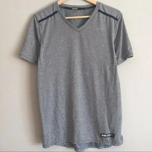 Nike running t shirt in gray Gently used